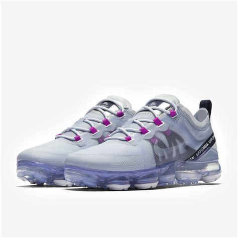 nike womens air vapormax  whiteobsidian womens shoes