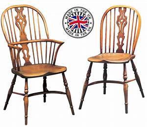 Traditional Windsor Chairs For Sale