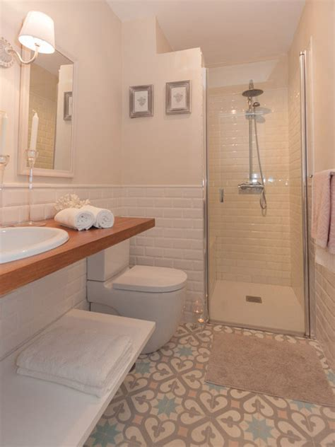 Ideas Para Un Baño Con Suelo Hidráulico Muy Bonito
