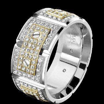 expensive men wedding rings  diamonds hair styles