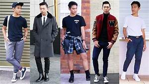 BACK TO SCHOOL OUTFIT IDEAS | MENS FASHION u0026 STYLE - YouTube