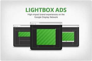 Rich media gallery lightbox ads for Doubleclick rich media templates