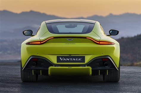 2019 Aston Martin Vantage First Look