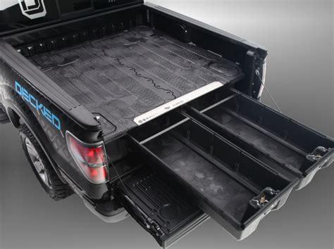 decked truck bed organizer accessories decked truck bed organizer truck bed storage system