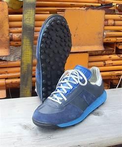 Bundeswehr Schuhe Gebraucht : orig bw sportschuhe blau altes modell neu ~ Jslefanu.com Haus und Dekorationen