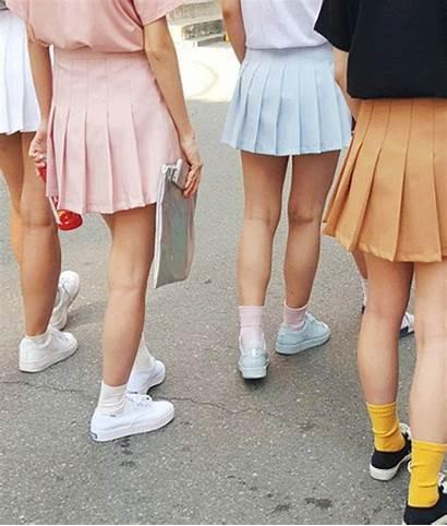Mini Pleated Pants Skirt Skort Tennis Quick