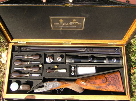lewis drake and associates holland and holland 375 double rifle quot royal ejector quot lavishly