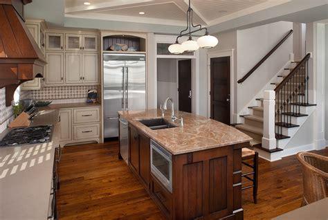 kitchen island with sink and dishwasher Kitchen