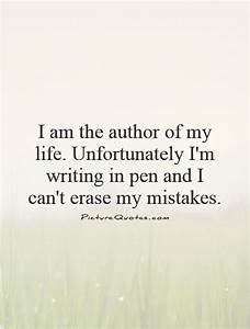 My Mistakes Quotes. QuotesGram