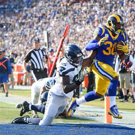 todd gurley rams survive russell wilson seahawks