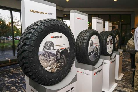 Hankook's 0-million Tire Facility Is A Sight To Behold