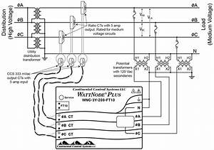 Electric Potential Transformer Wiring Diagram