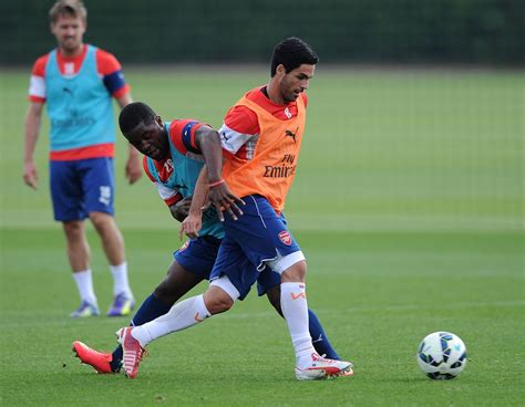 Arsenal Training Gallery: David Ospina Works With Gunners ...