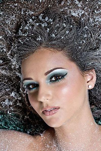 latest winter themed wonderland makeup ideas trends  modern fashion blog