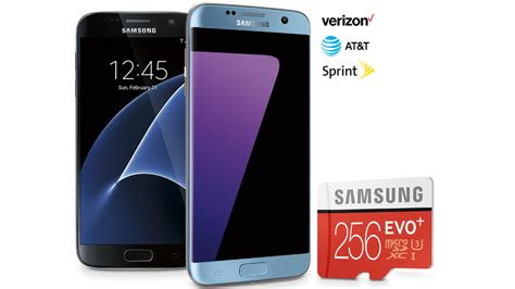 Best Buy Deal Purchase A Samsung Galaxy S7, Get A Free