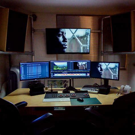 edit suite slvision london