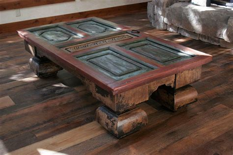 Antique Door Tables