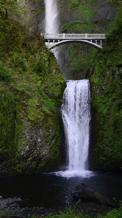 Falls Oregon Multnomah Gifs Giphy Cinemagraph