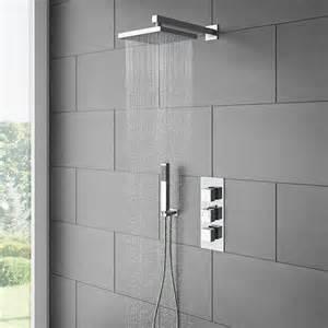 badezimmer dusche gemauerte dusche als blickfang im badezimmer vor und nachteile