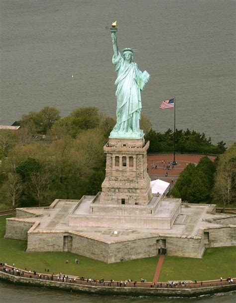 statue of liberty pedestal statue of liberty to get new staircase for safety silive