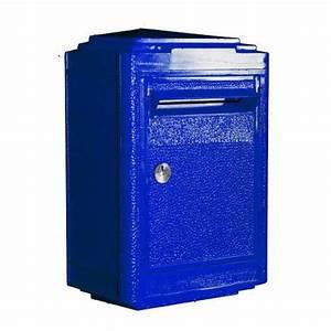 Boite Aux Lettres La Poste : boite au lettre la poste la boite jaune rose bunker ~ Melissatoandfro.com Idées de Décoration