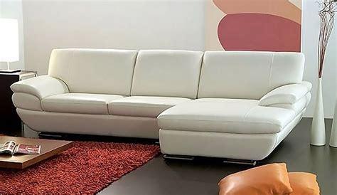 Divano Moderno Angolare Con Chaise-long Comodo E Elegante