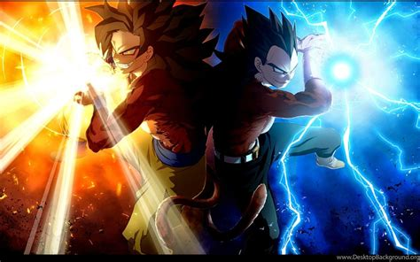 goku vegeta hd wallpapers desktop background