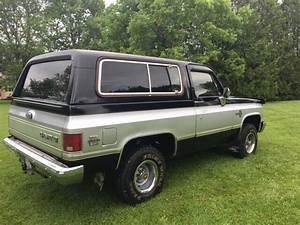 1984 Chevrolet K5 Blazer Silverado