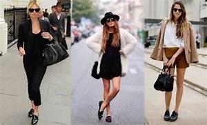 Cu00f3mo vestir con mocasines de mujer - 7 pasos