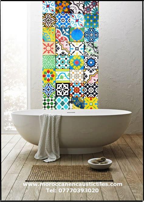 moroccan tiles  interiors discover clifton village