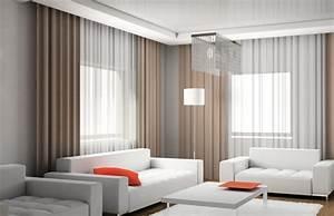 modern living room curtains design ideas covering with With designer curtains for living room