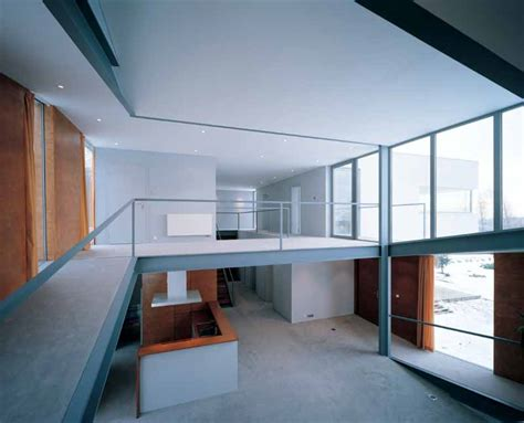 polish house modern architecture poland broken house  architect
