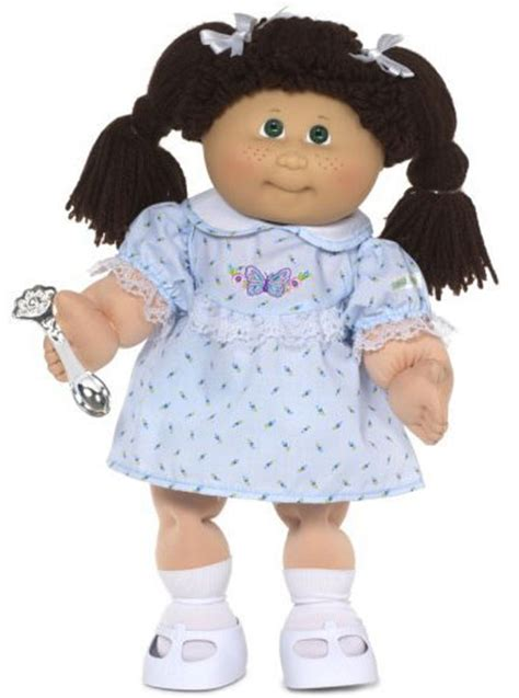 Amazon com: Cabbage Patch Kids 25th Anniversary Doll