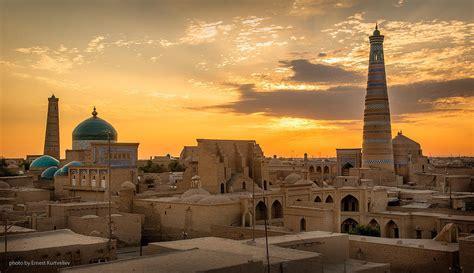 Twenty hotels to be built in Uzbekistan's Khiva city