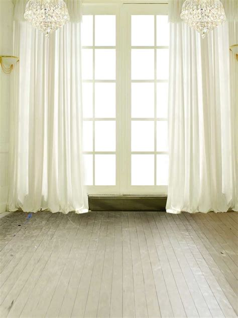 aliexpress buy white curtains backdrops high grade