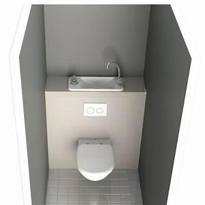 Reservoir Wc Lave Main : gagner de la place dans sa salle de bains ou ses wc distriartisan ~ Melissatoandfro.com Idées de Décoration