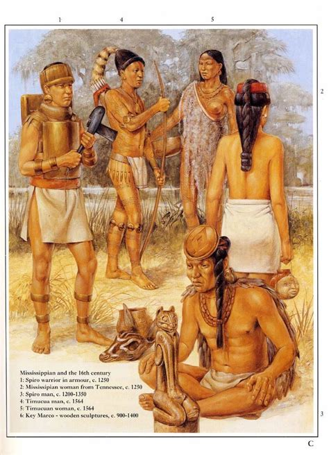 image result for mississippian culture clothing bf chars henry american tribes