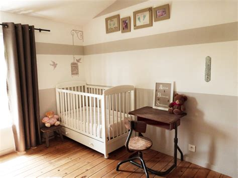 déco chambre bébé mixte idee couleur chambre bebe mixte