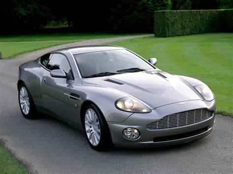 Aston Martin V12 Vanquish Specs, Price, Top Speed & Engine