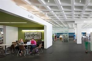2016 library interior design award winners image for Library interior design award winners