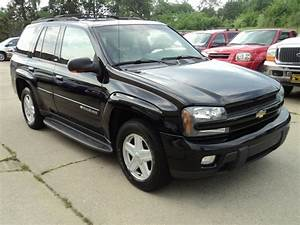 2002 Chevrolet Trailblazer Ltz For Sale In Cincinnati  Oh