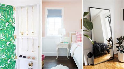 small bedroom renovation makeover ideas
