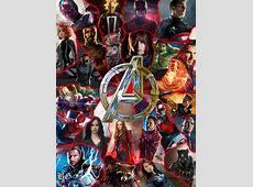 Avengers Infinity War Poster by Guitar6God on DeviantArt