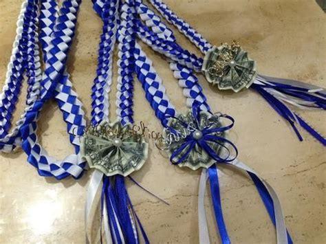 Graduation Leis For My 2013 Boys.