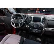 2019 Chevrolet Silverado 1500 LT Trail Boss Interior
