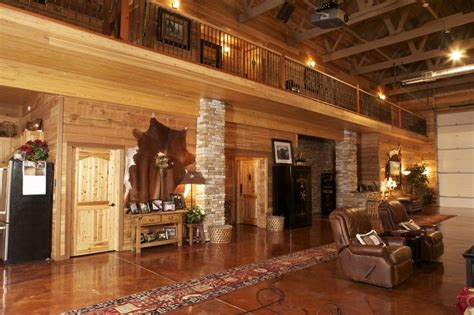 3 Barns Home Interiors : Morton Metal Buildings Homes