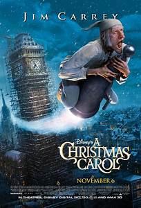 A Christmas Carol Poster - HeyUGuys