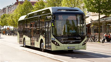 volvo sells electric bus system  luxembourg volvo buses