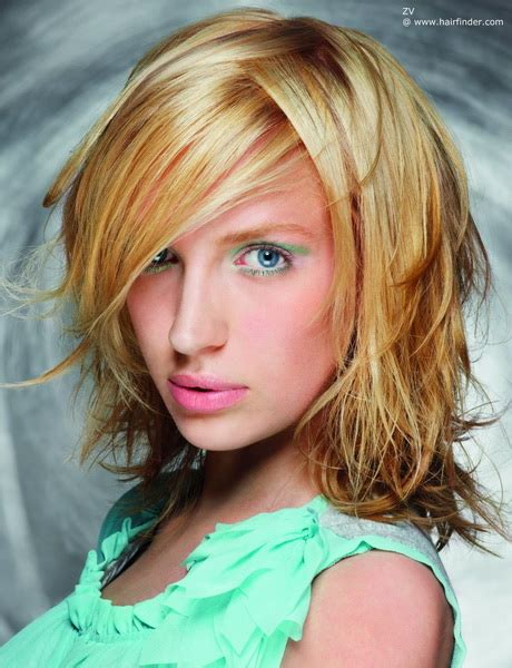 halblange haare stylen halblange haare stylen