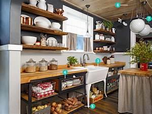 Kleine Küche Einrichten Bilder : kleine k che einrichten landhausk che mit viel stauraum ~ Sanjose-hotels-ca.com Haus und Dekorationen